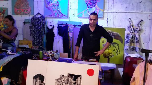 Ljudi u Sbriji nemaju sluha za umetnost, kaže Marko