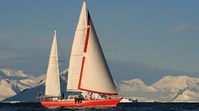 Selma Expedition dopłynęła jako pierwsza w historii na żaglach do Antarktydy