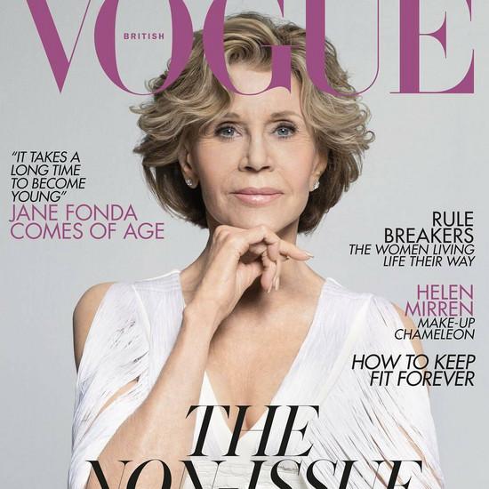 Specjalny numer brytyjskiego Vogue'a w hołdzie dla piękna dojrzałych kobiet
