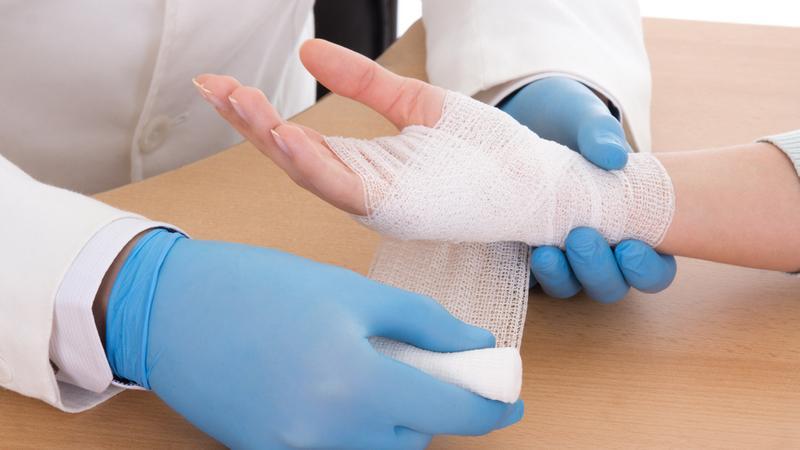 Inteligentne bandaże monitorujące zdrowie