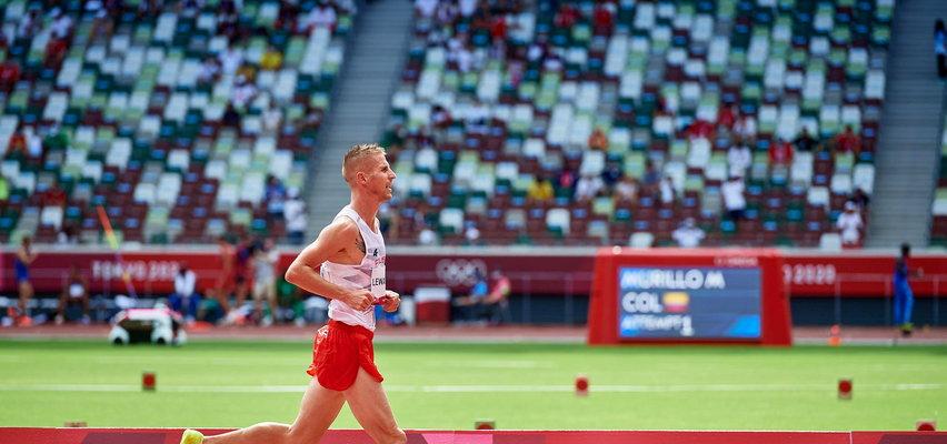 Lewy był na medal w Tokio