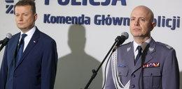 Komendant policji odpowiedział Błaszczakowi. Ostro i krótko