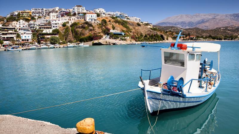 Kreta - Agia Galini