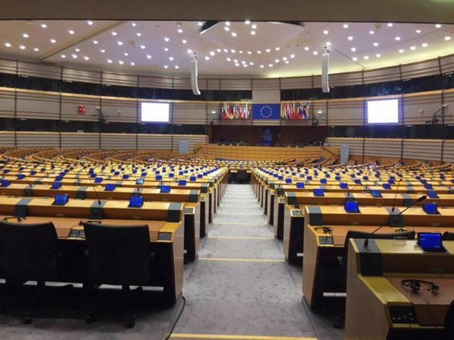 Parlament Europejski. Fot. BiznesAlert.pl