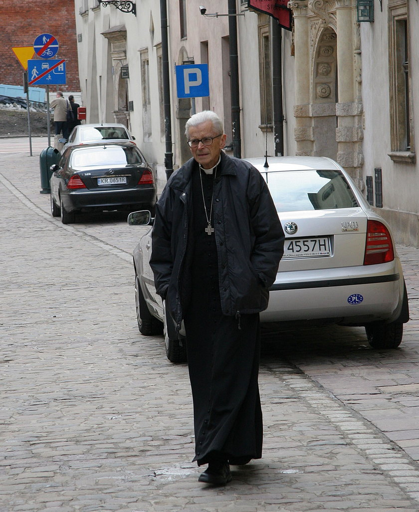 Kard. Franciszek Macharski