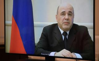 Premier Rosji zakażony koronawirusem