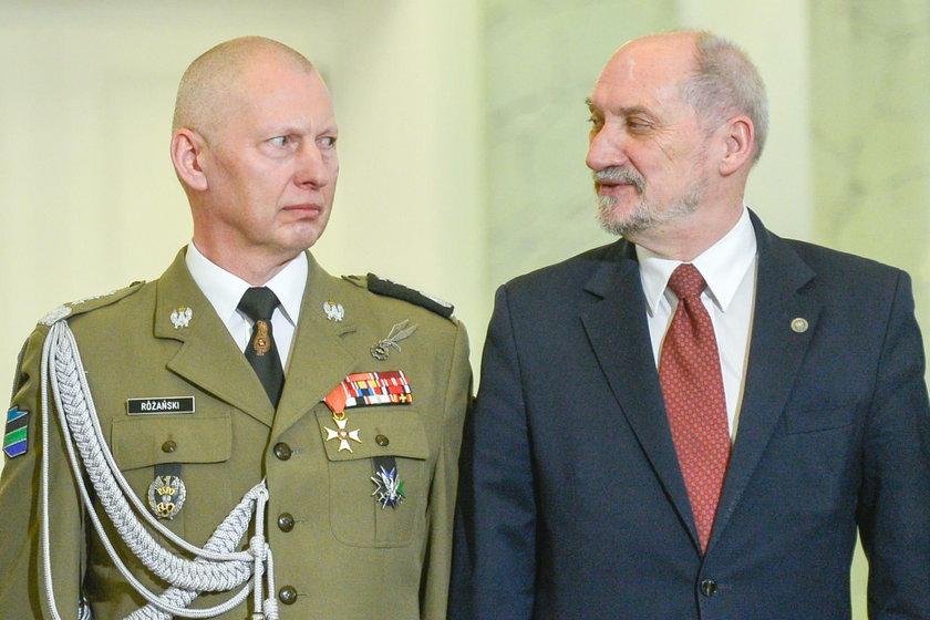 """Generał brutalnie obnażył zapowiedzi Macierewicza o WOT. """"Skończą tragicznie jak Powstańcy?"""""""
