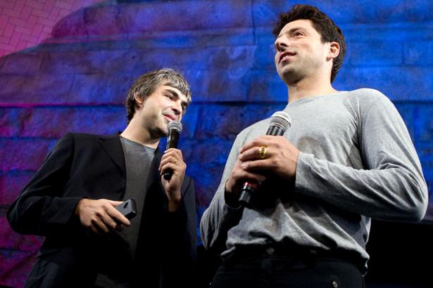Twórcy Google'a, Larry Page i Sergey Brin