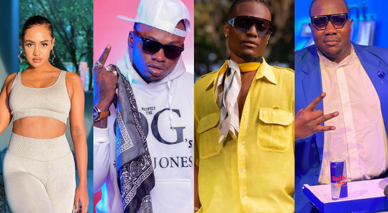 Check out list of Kenyan Musicians nominated in this year's AEAUSA Awards (Full List)