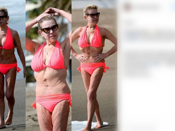 Glumica je uspela da smrša čak 75 kilograma: I sada ne prestaje da pokazuje NOVO TELO