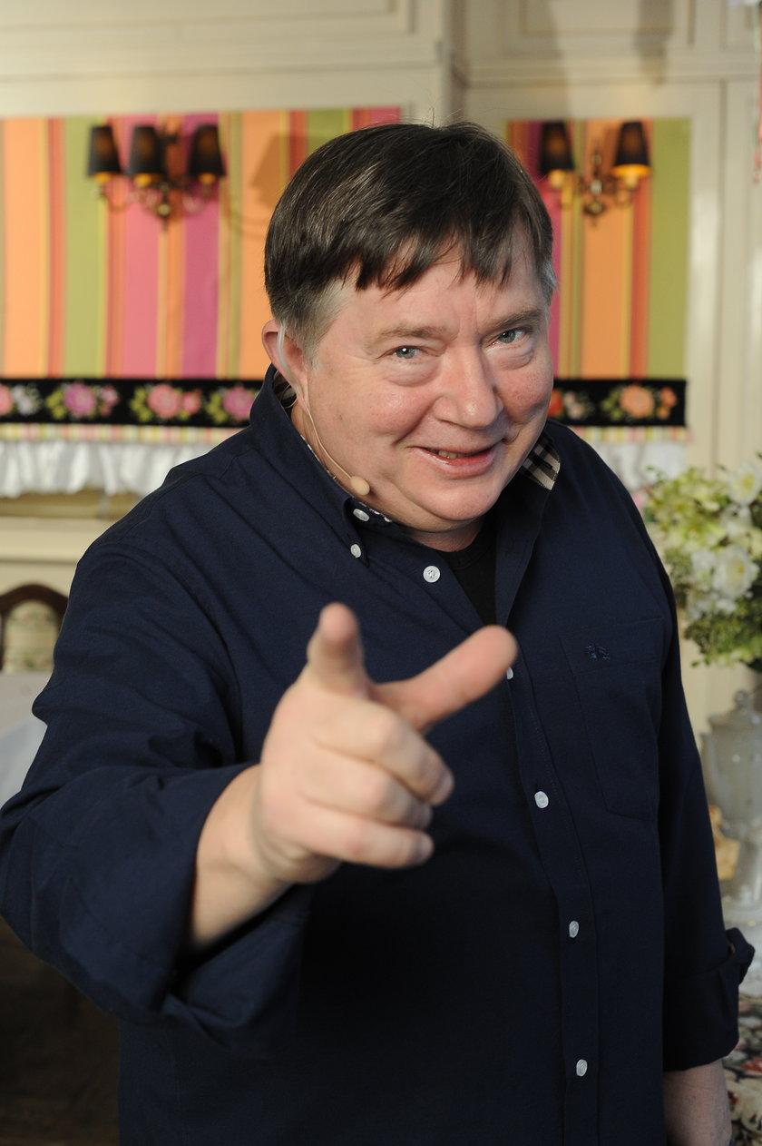 Mieczysław Hryniewicz w styczniu 2013 roku