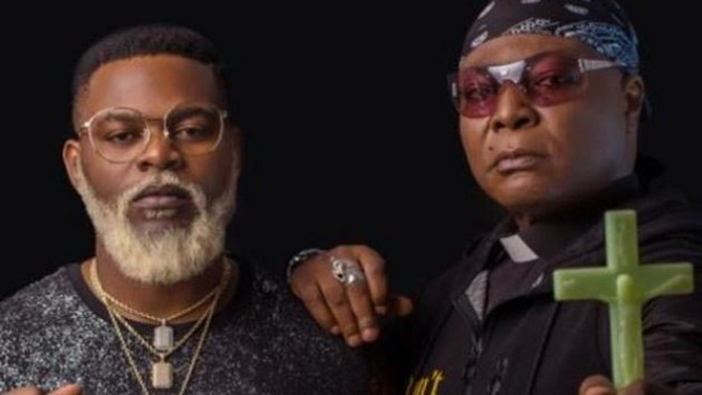 Charly Boy announces collaboration with Falz. (@areafada)