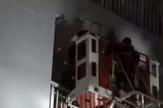 Ho Ši Min, spasavanje vatrogasaca