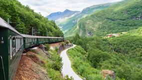 Wirtualna przejażdżka najbardziej stromą trasą kolejową na świecie