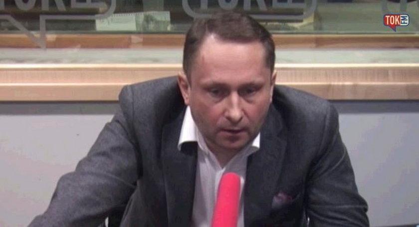 Kamil Durczok w TOK FM