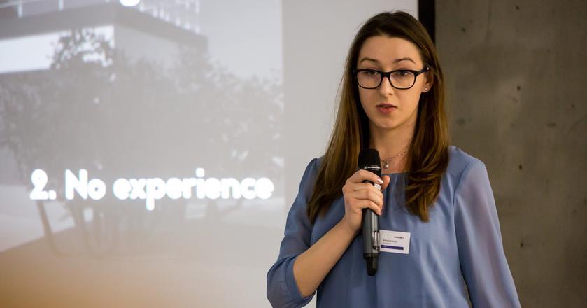 Fasadio, startup Magdaleny Sobczyńskiej, został laureatem demo night programu ReaktorX