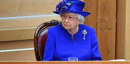 Królowa Elżbieta wściekła! Takiego afrontu się nie spodziewała
