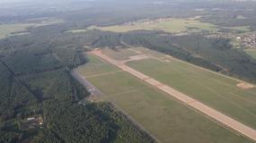 Jak dojechać na lotnisko w Szymanach (Olsztyn)