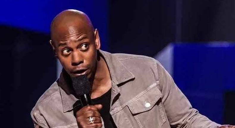 American comedian Dave Chappelle is a fan of Nollywood  [Instagram/MiamiBoy561]