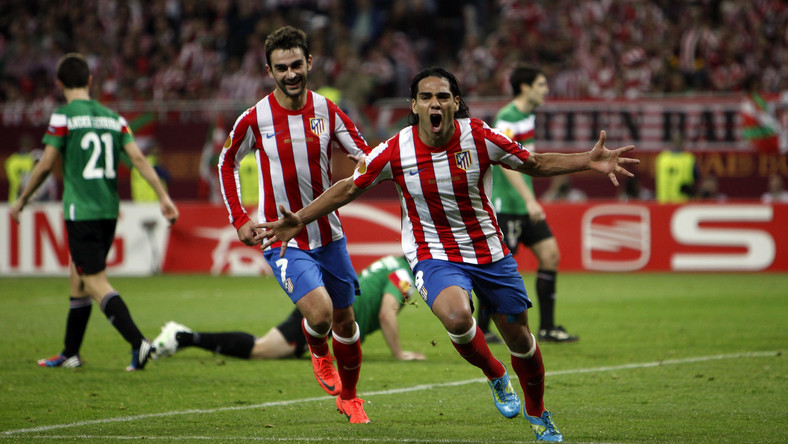 Napastnik Atletico w finale strzelił dwa gole