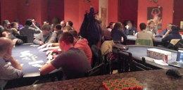 Policja rozbiła nielegalne kasyno