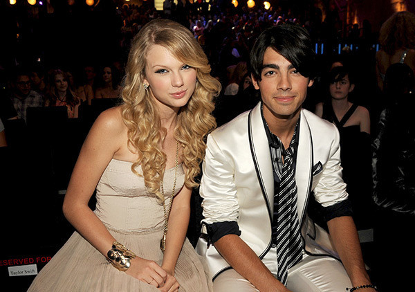 Taylor Swift i Joe Jonas (2008 rok)