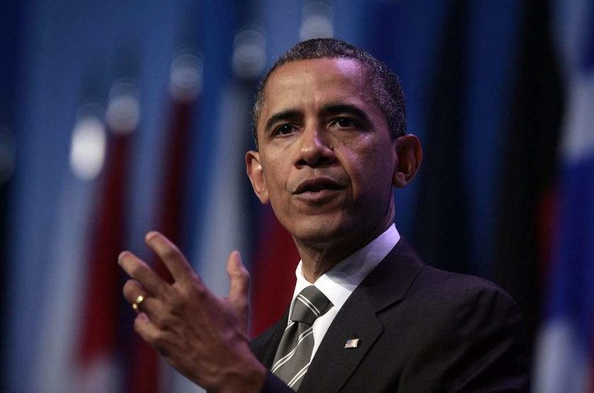 Obama o polskich obozach śmierci