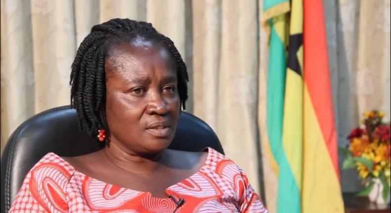 Prof. Jane Naana Opoku Agyemang - Education minister