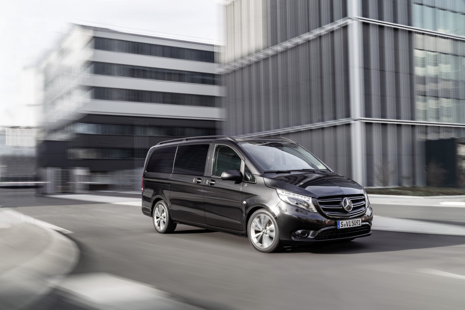 Mercedes Vito po liftingu