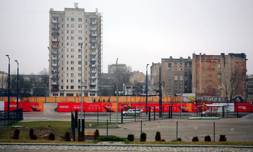 Nowe Centrum Łodzi nie będzie warszawskim Mordorem. obok biurowców staną apartamentowce