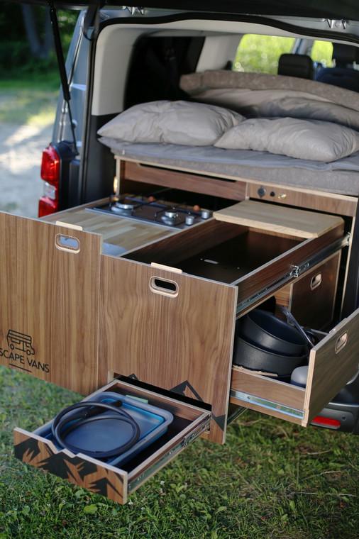 Toyota Proace Verso Kamper Tour Box