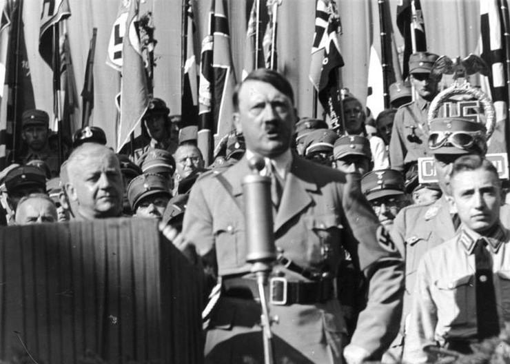 najgore godine05 velika depresija adolf hitler 1933 foto Wikipedia German Federal Archives
