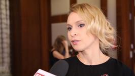 Paulina Holtz: nie mam kontaktu z Agnieszką Kotulanką