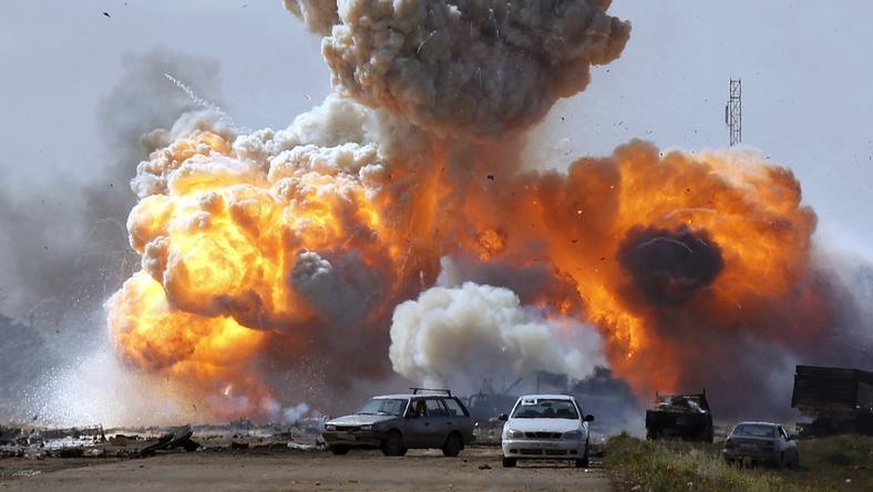 W Libii każdy walczy z każdym