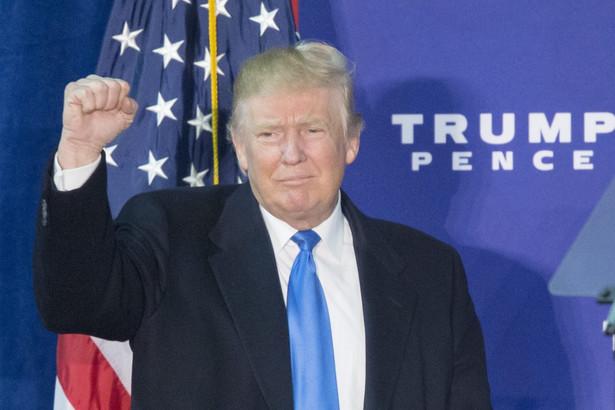 Wybór Donalda Trumpa na prezydenta USA nie będzie miał istotnego wpływu na rynki finansowe.