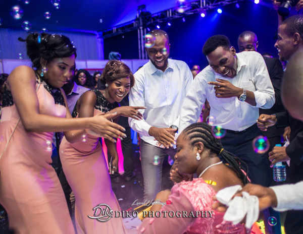 Dancing can get the attention of your prospective bae [Love Weddings NG]