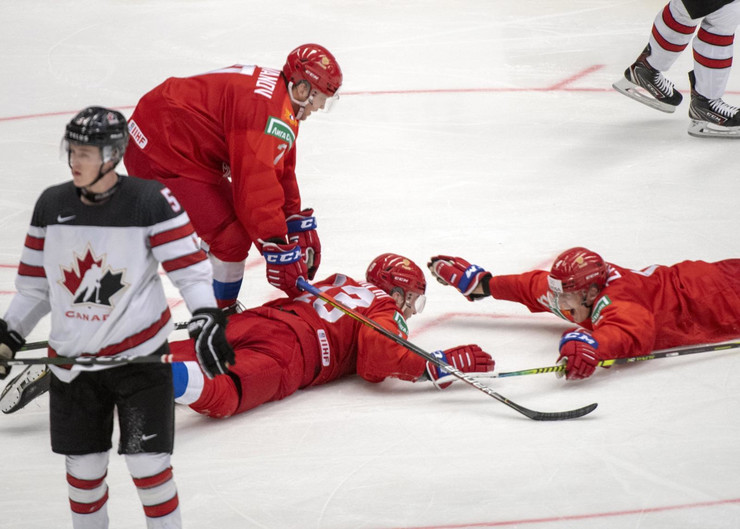 Juniorska hokejaška reprezentacija Rusije