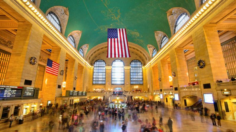 Nowy Jork, Grand Central Terminal
