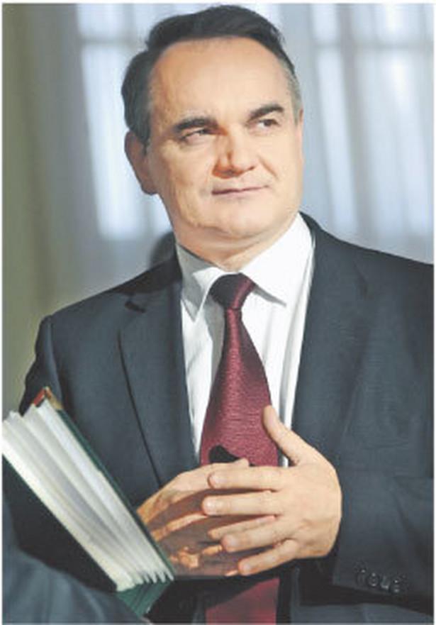 Waldemar Pawlak. Fot. DGP