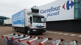 Carrefour testuje elektryczną ciężarówkę