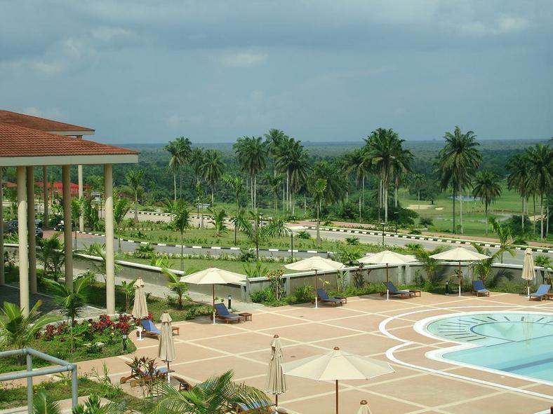 Le Méridien Ibom Hotel Golf Resort Uyo booking