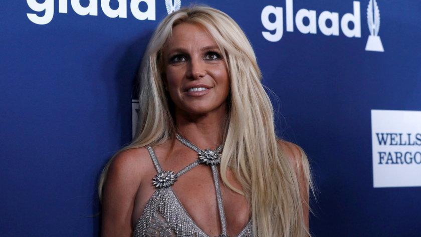 Britney Spears walczy z ojcem.
