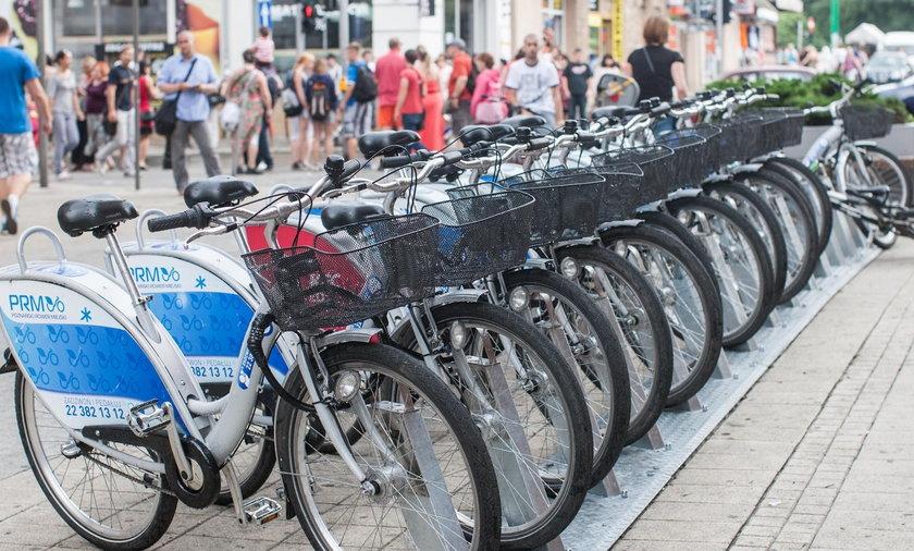 Wypożyczalnia rowerów miejskich w Poznaniu