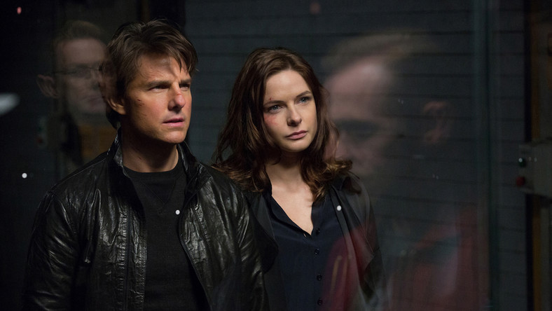 "Rebecca Ferguson wraca do ""Mission: Impossible 6"""