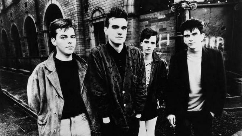 The Smiths (fot. oficjalny myspace zespołu)