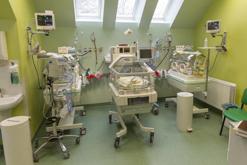 Nowy oddział dla noworodków