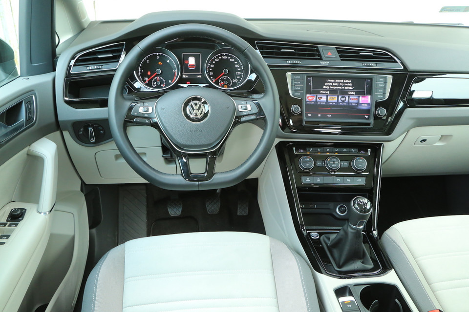 Volkswagen Touran 2.0 TDI Highline