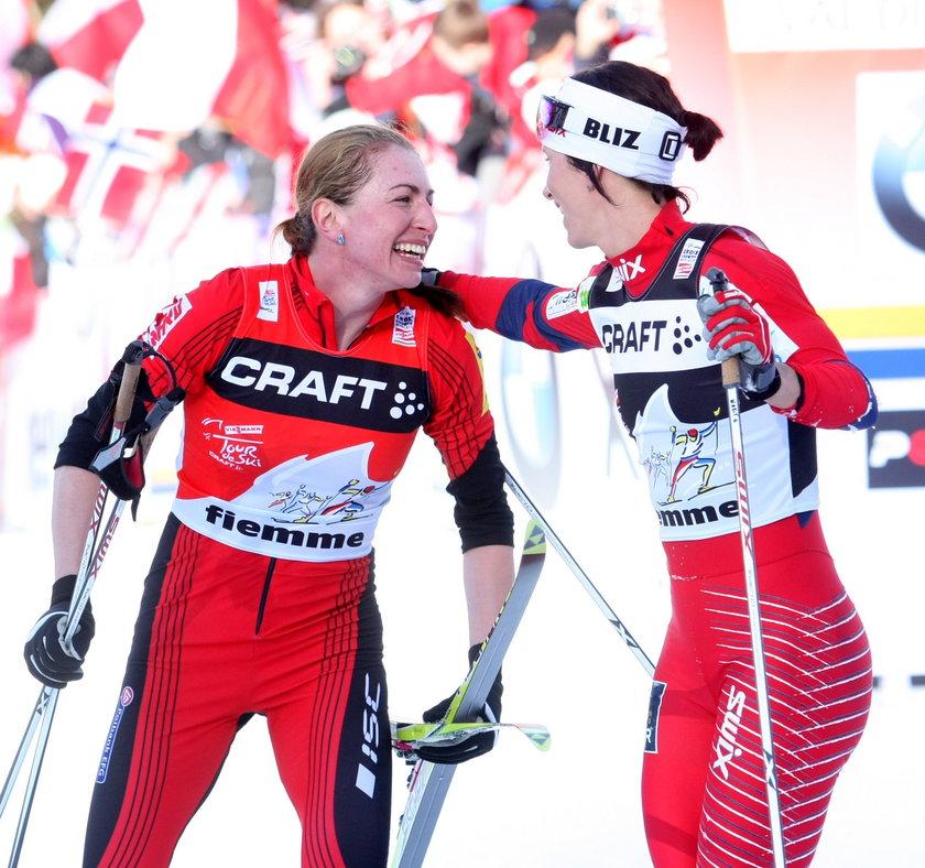 Fani z Estonii kochają Justynę Kowalczyk, oto dowód!