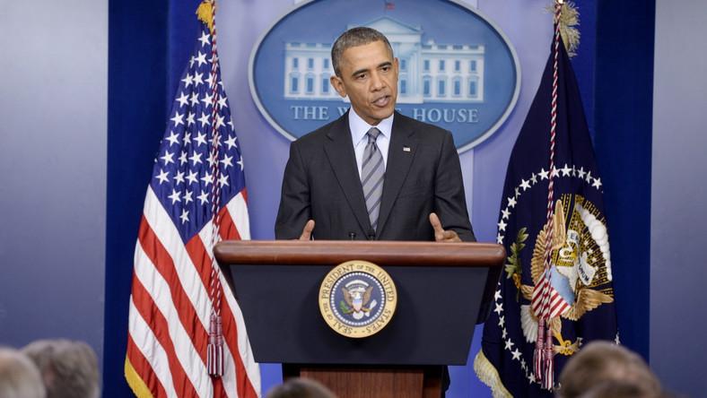 Obama spotka się z premierem Ukrainy. Spotkanie zaplanowano na środę
