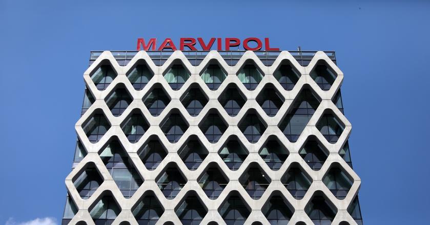 Marvipol planował podział już od 2014 roku